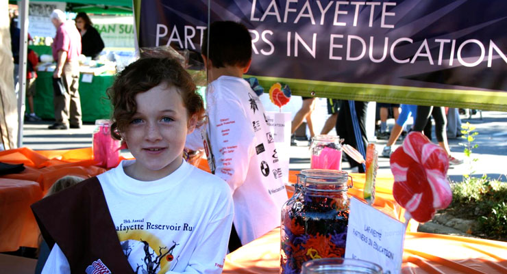 Lafayette Partners in Education